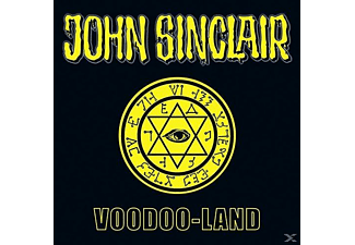 John Sinclair - Voodooland - 2 CD - Horror