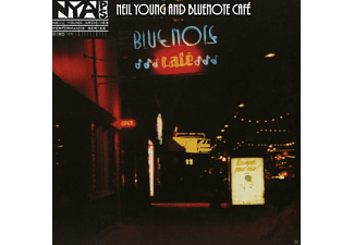 Neil Young, Bluenote Café - Bluenote Café [CD]