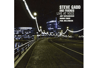 Steve Gadd and Friends - Live At Voce (CD)