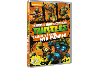 Teenage Mutant Ninja Turtles - Gamla Vänner, Nya Fiender Barn DVD