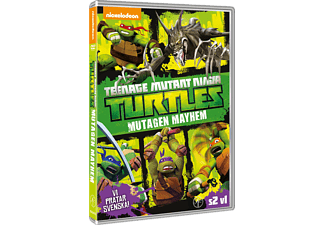 Teenage Mutant Ninja Turtles - Mutagen Mayhem Barn DVD
