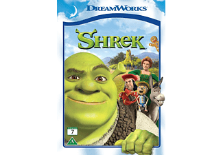 Shrek Animation / Tecknat DVD