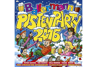 VARIOUS - Ballermann Pistenparty 2016 [CD]