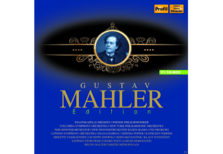 Diverse - Gustav Mahler Edition - (CD)