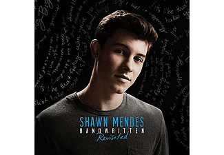 Shawn Mendes - Handwritten Revisited (CD)