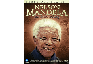 Nelson Mandela - From Freedom To History - (DVD)