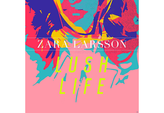 Zara Larsson - Lush Life - (5 Zoll Single CD (2-Track))
