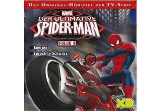Walt Disney - Ultimate Spiderman Folge 4 - (CD)