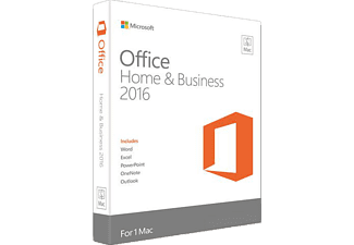 LOGOSOFT Microsoft Office Home Business 1PK 2016 Turkish Middle East