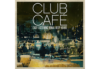 VARIOUS - Club Cafe Vol.1-Easy Listening Vocal Deep House - (CD)