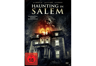 Haunting in Salem - (DVD)