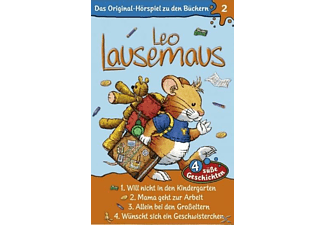 Various - Leo Lausemaus - Will nicht in den Kindergarten - (MC)