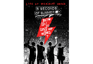 5 Seconds of Summer - How Did We End Up Here? - Live at Wembley Arena (Blu-ray)