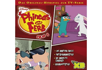 WARNER MUSIC GROUP GERMANY Phineas & Ferb TV Serie Folge 5