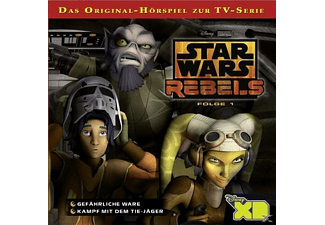 Star Wars Rebels - 001 - Star Wars Rebels - (CD)