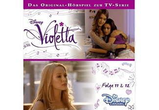 WARNER MUSIC GROUP GERMANY Disney - Violetta Folge 06