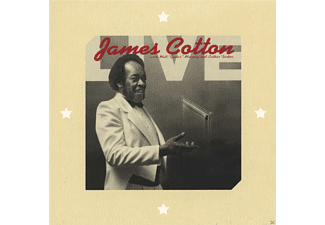 James Cotton - Live At Antone's Nightclub - (CD)