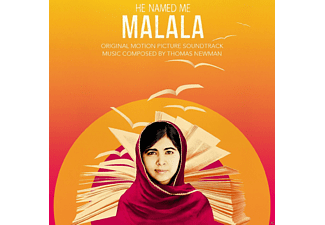 Ost/Various - He Named Me Malala - (Vinyl)