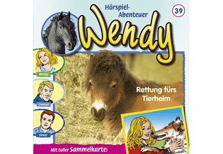 WARNER MUSIC GROUP GERMANY Wendy 39: Rettung fürs Tierheim