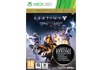 Destiny: The Taken King (Legendary Edition) | Xbox 360