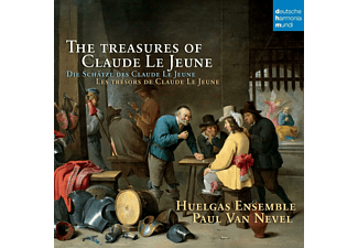 Huelgas Ensemble - The Treasures Of Claude Le Jeune [CD]