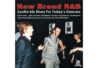 VARIOUS - New Breed R&B-Soulful 60s Blues For Today's Danc [Vinyl]