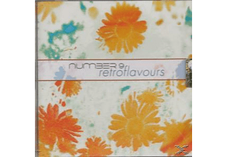 Number 9 - Rretroflavours - (CD)