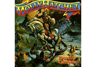 Molly Hatchet - Devil's Canyon - (CD)