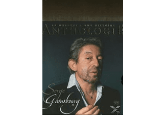 Serge Gainsbourg - Anthologie [CD]