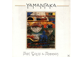 Wolff/Hennings/Hart - Yamantaka - (CD)
