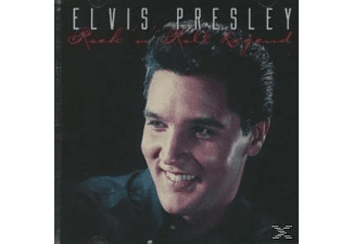 Elvis Presley - Rock'n Roll Legend [CD]