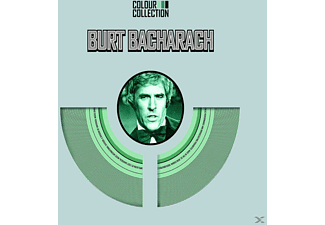 Burt Bacharach - Colour Collection - (CD)