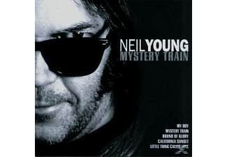Neil Young - Mystery Train - (CD)