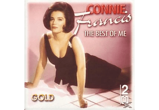 Connie Francis - The Best Of Me [CD]