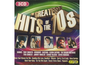 VARIOUS - The Greatest Hits Of The 70s (Disc 1) - (CD)