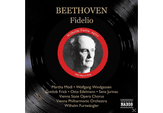 VARIOUS, Furtwängler/Mödl/Windgassen - Fidelio - (CD)