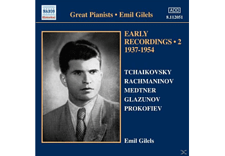 Emil Gilels - Early Recordings Vol.2 - (CD)