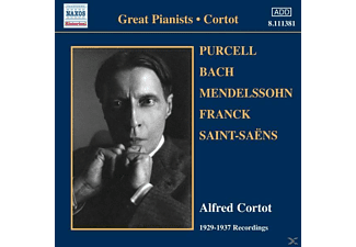 Cortot Alfred - 1929-1937 Recordings - (CD)
