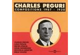 Charles Peguri - Compositions 1907-1930 - (CD)