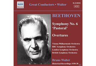 Walter Bruno - Sinfonie 6/Ouvertüren - (CD)