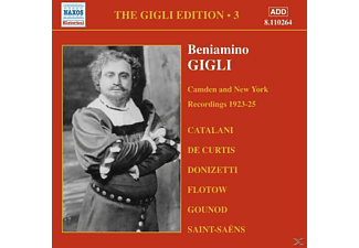 Beniamino Gigli - Camden And New York Recordings - (CD)