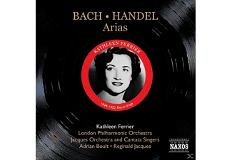 Kathleen Ferrier - Arien - (CD)