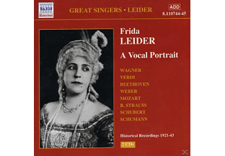 Frida Leider - A Vocal Portrait - (CD)
