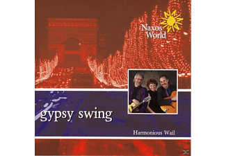 Harmonious Wail - Gypsy Swing - (CD)