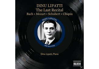 Dinu Lipatti - The Last Recital - (CD)