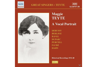 Teyte Maggie - A Vocal Portrait - (CD)