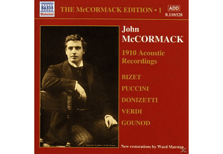 John Mccormack - Acoustic Recordings (1910) - (CD)