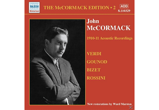 John Mccormack - Acoustic Recordings 1910-11 - (CD)