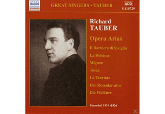 Richard Tauber - Opernarien Vol.1 - (CD)
