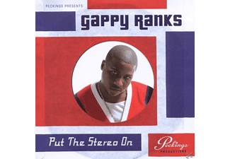 Gappy Ranks - Put The Stereo On [CD]